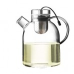Kettle Teapot, Glass